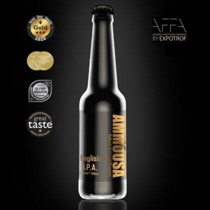 AMMOUSA η πολυβραβευμένη μπύρα