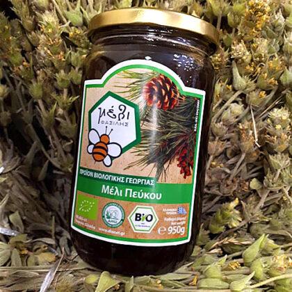 ΦΑΣΙΛΗΣ μέλι Πεύκου