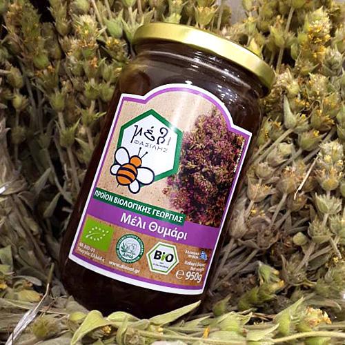 ΦΑΣΙΛΗΣ μέλι Θυμάρι