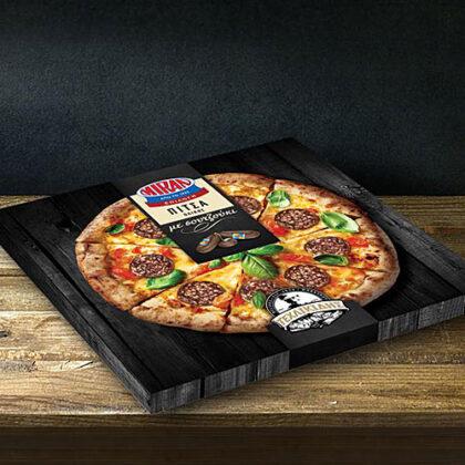 ΜΙΡΑΝ πίτσα με σουτζούκι